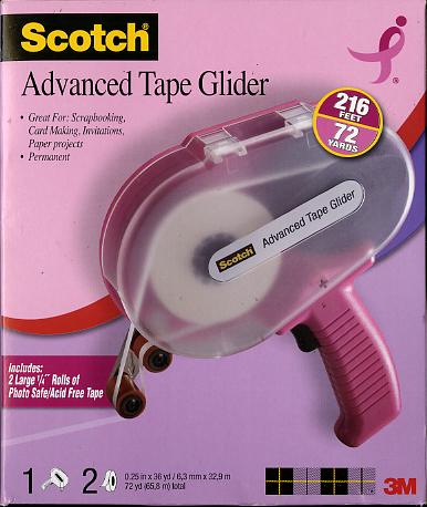 Adv tape runner