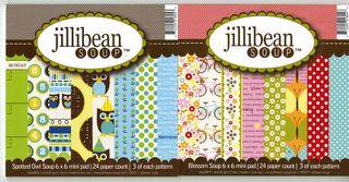 6x6 pads jillibean