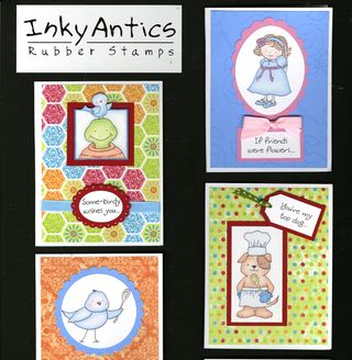 Inky antics honeypop may board