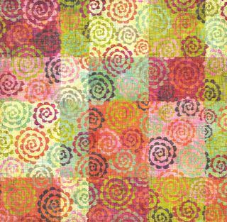 Sweet threads swirls