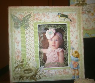 Little darlings layout