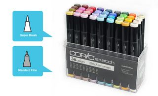 Copic 25th anniv set