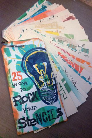 25 Ways to Rock Your Stencils Sample