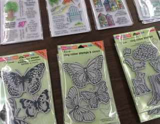 Stampendous may 2015